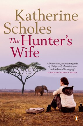 The Hunters Wife cover