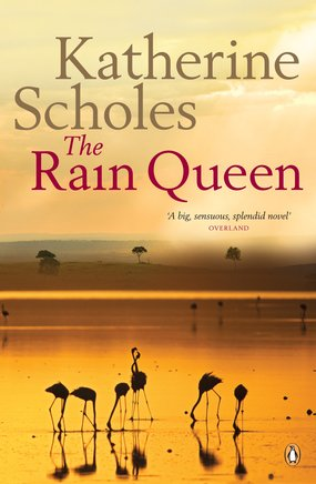 The Rain Queen cover