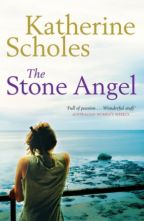 The Stone Angel cover