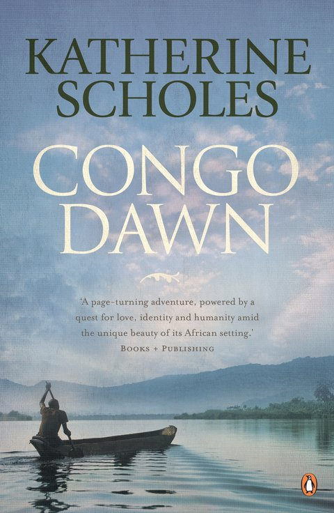 Congo Dawn cover